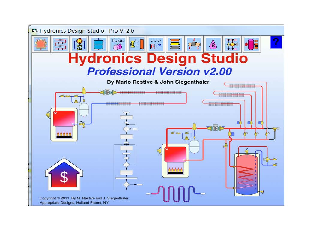 Hydronic Design Studio Coverpage